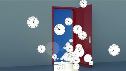 La porta del tempo