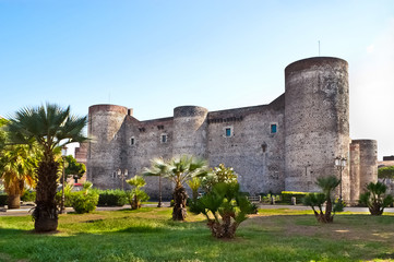 The Castle of Catania
