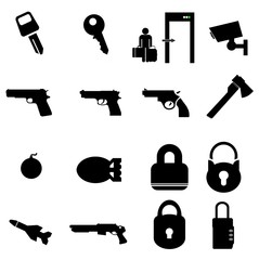 Security - Weapons