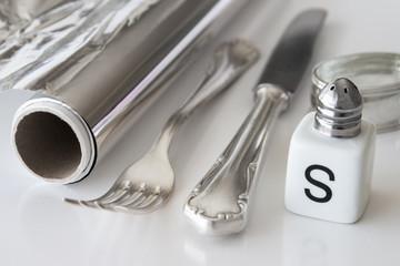 Silber - Reinigung