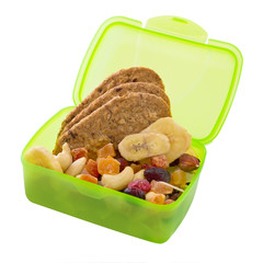 Healthy food - Snack box