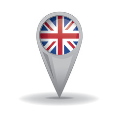 UK Seal, United Kingdom Flag (vector Art)