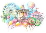 carousels - 68133298