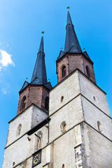 Halle Saale - Marktkirche