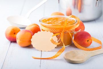 Geschenk aus der Küche - Frische Marmelade