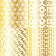 gold geometrics