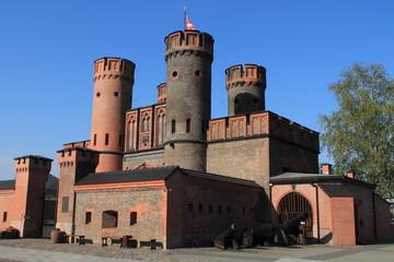 Фридрихсбургские ворота в Калининграде