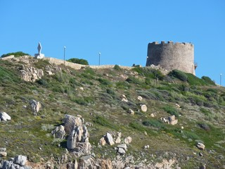 Torre Aragonese a Santa Teresa di Gallura, Sardegna