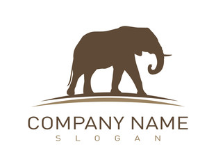 Elephant logotype