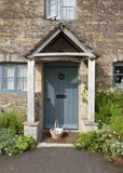 Fototapety Cotswold cottage doorway