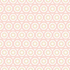 Delicate lovely vector seamless pattern (tiling)