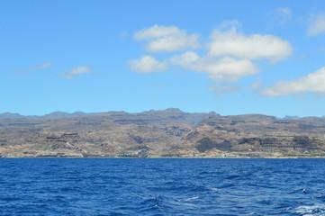 Küste von Gran Canaria