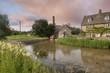 Pretty Cotswolds village
