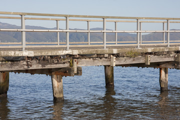 Petone dock