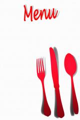 Restaurant - Menu - Table gastronomique