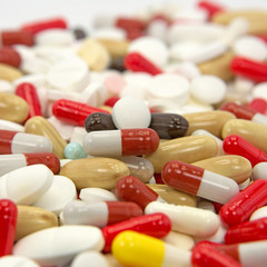 Tablettenkonsum