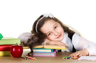 weariness  schoolgirl