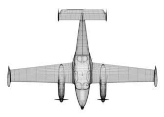 Small Piper Airplane