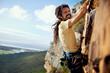 Feeling carefree -Nature and rockclimbing - 68149220