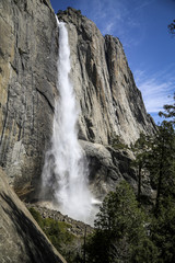 Wasserfall Yosemite National Park, USA
