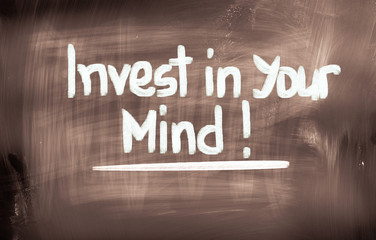 Invest In Your Mind Concent
