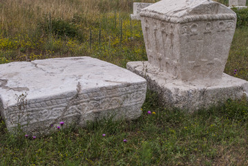 Ancient Tombstones