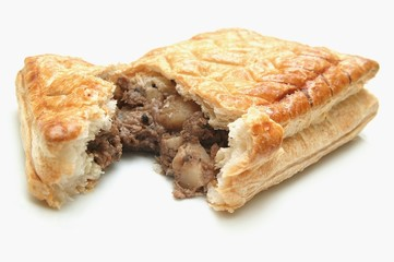 steak slice pasty
