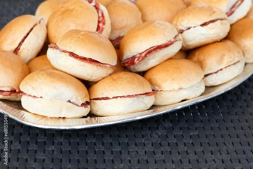 In de dag Buffet, Bar party snack