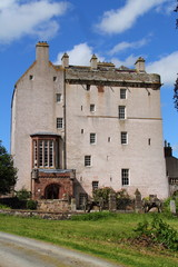 Dalgatie Castle Turriff Aberdeenshire Scotland UK
