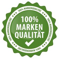 100 % Markenqualität