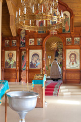 Priest in the Orthodox church