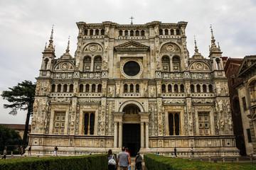 Certosa di Pavia, Pavia, Lombardia, Italia