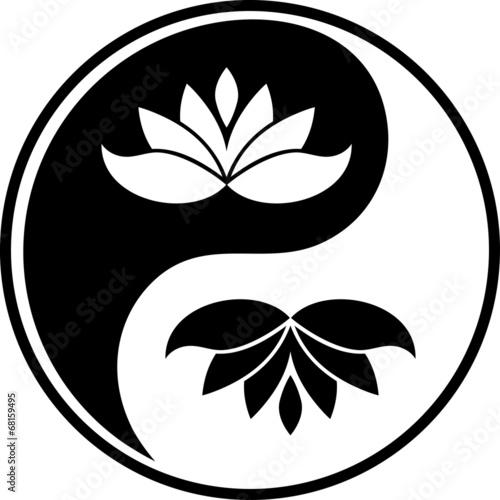 Black lotus symbol