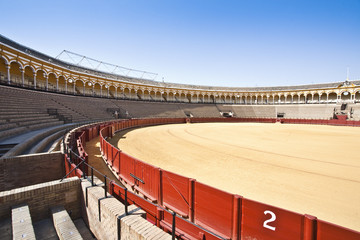 Bullring arena  Plaza de toros