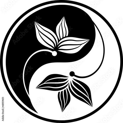 Black Yin Yang series