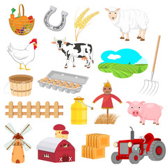 Farm Objects