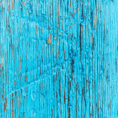 Blue Grunge Wooden Textured background for your design.