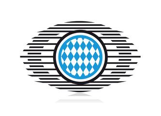 Rautenmuster Bayern