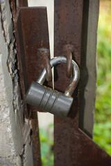 New lock