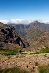 Pico Ruivo auf Madeira in Portugal