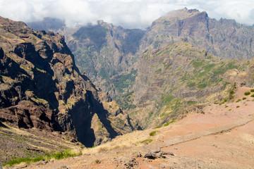 Tal der Nonnen auf Madeira