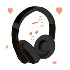love music headphones