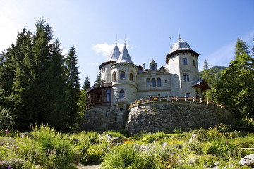 Castello di Gressoney