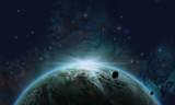 Cosmic Background - 68168031