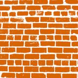 Fototapety Simple vector background of old brickwork design