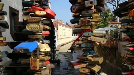 Love Locks Prague