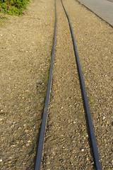 Minituare railway rails