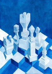 Ледяные шахматы