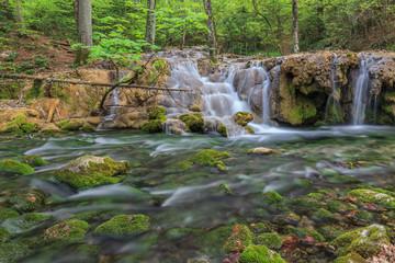 Beusnita stream, Romania
