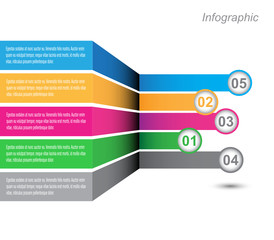 Infographic design template .Idea to display , statistics.